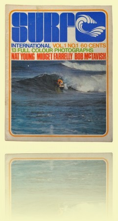 Surf International Edited by John Witzig, Sydney, vol 1, no 1, December 1967 Mick Mock Collection++