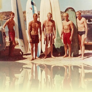 Dee Why surfers, Baba Looey, 1961. Courtesy Australian Surf Museum, Manly Life Saving Club. © Baba Looey++