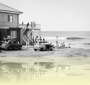 North Narrabeen Surf Club, Bob Weeks, 1963. Courtesy and © Bob Weeks++