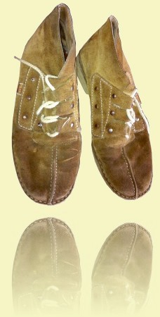 Desert boots 1969–75 Mick Mock Collection++