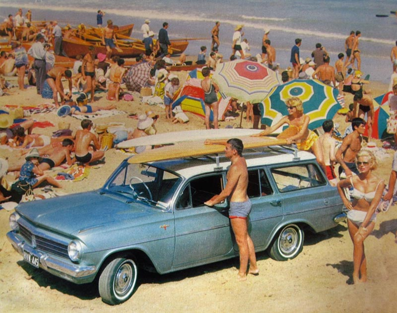 1964 1968 Text Version Surf City